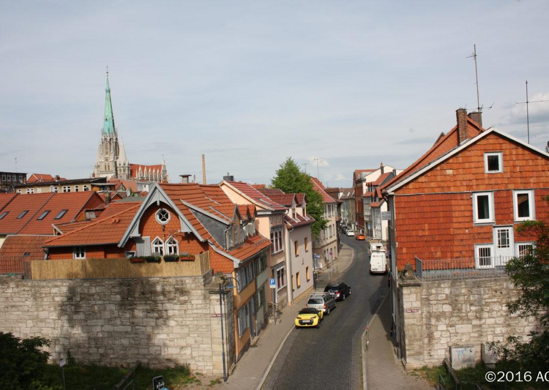Wanderung um die Stadtmauer