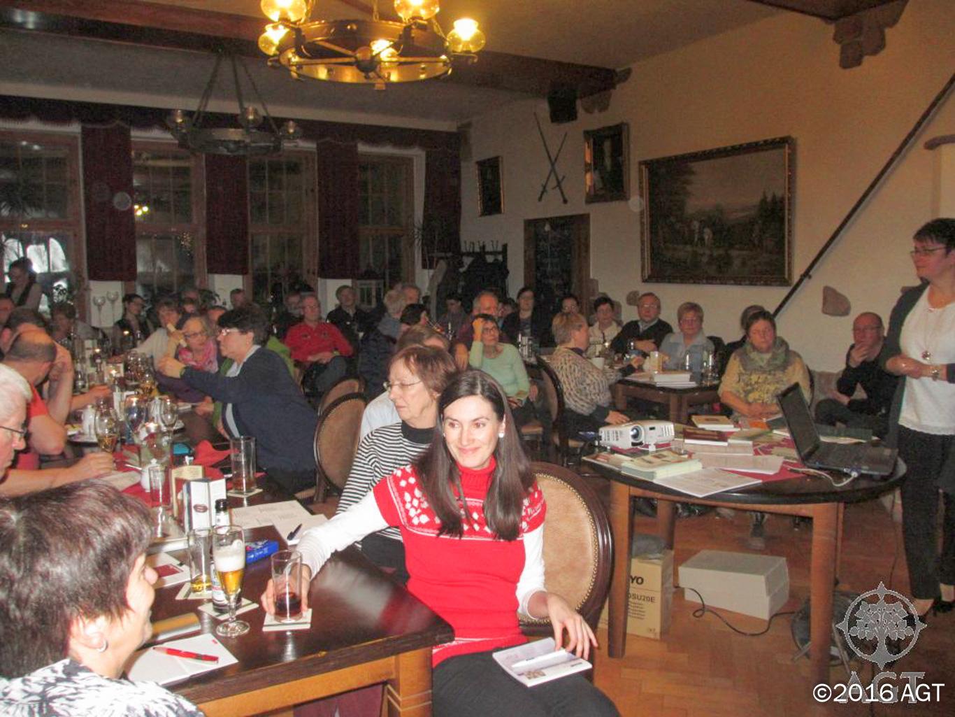 Genealogischer Abend Südthüringen