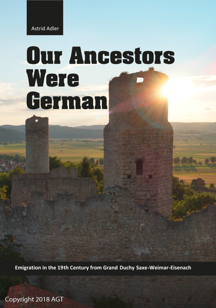 Our Ancestors were German