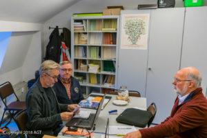 AGT Vorstandssitzung