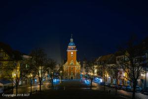 Rathaus und oberer Hauptmarkt