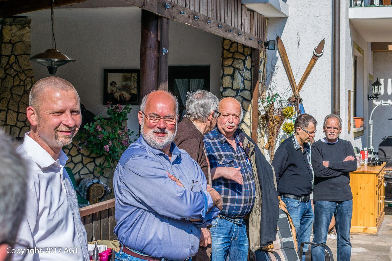 AGT, Hannfried Rötsch, JHV, Schmalkalden, Silko Ronczka