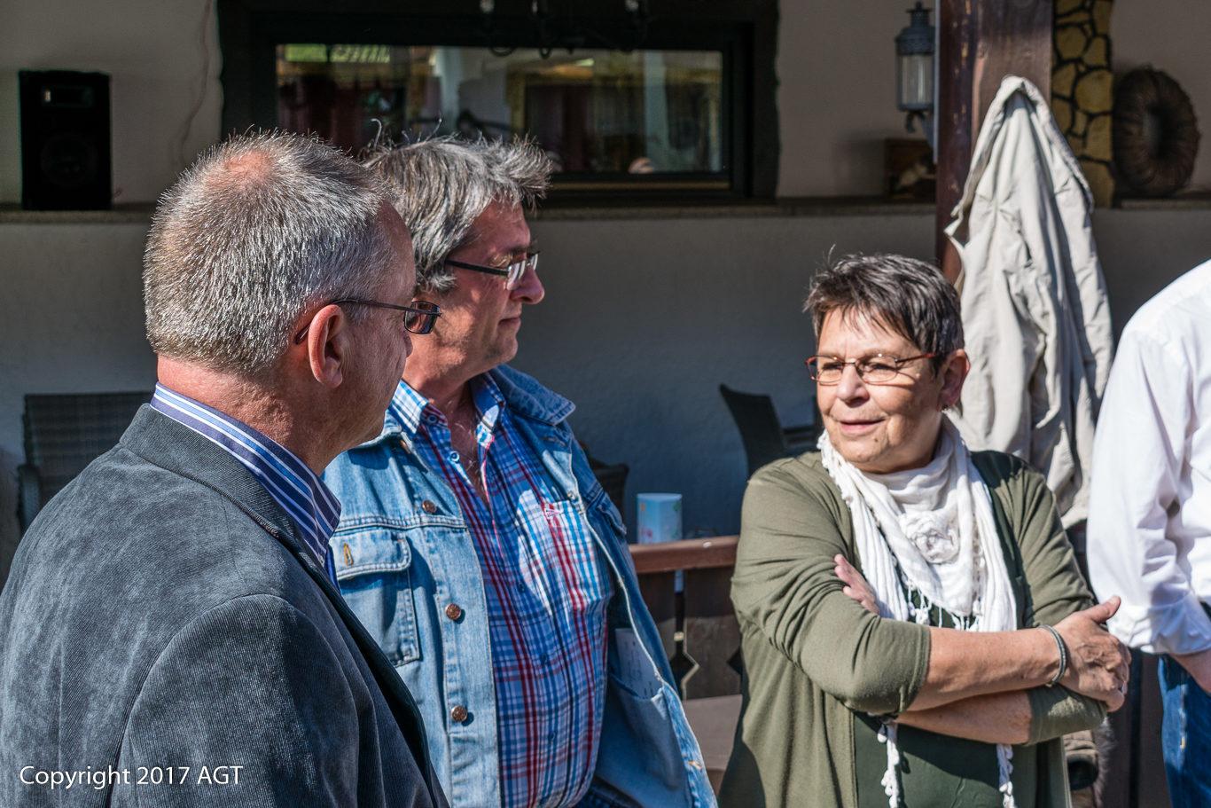 AGT, Heidi Hölscher, JHV, Schmalkalden