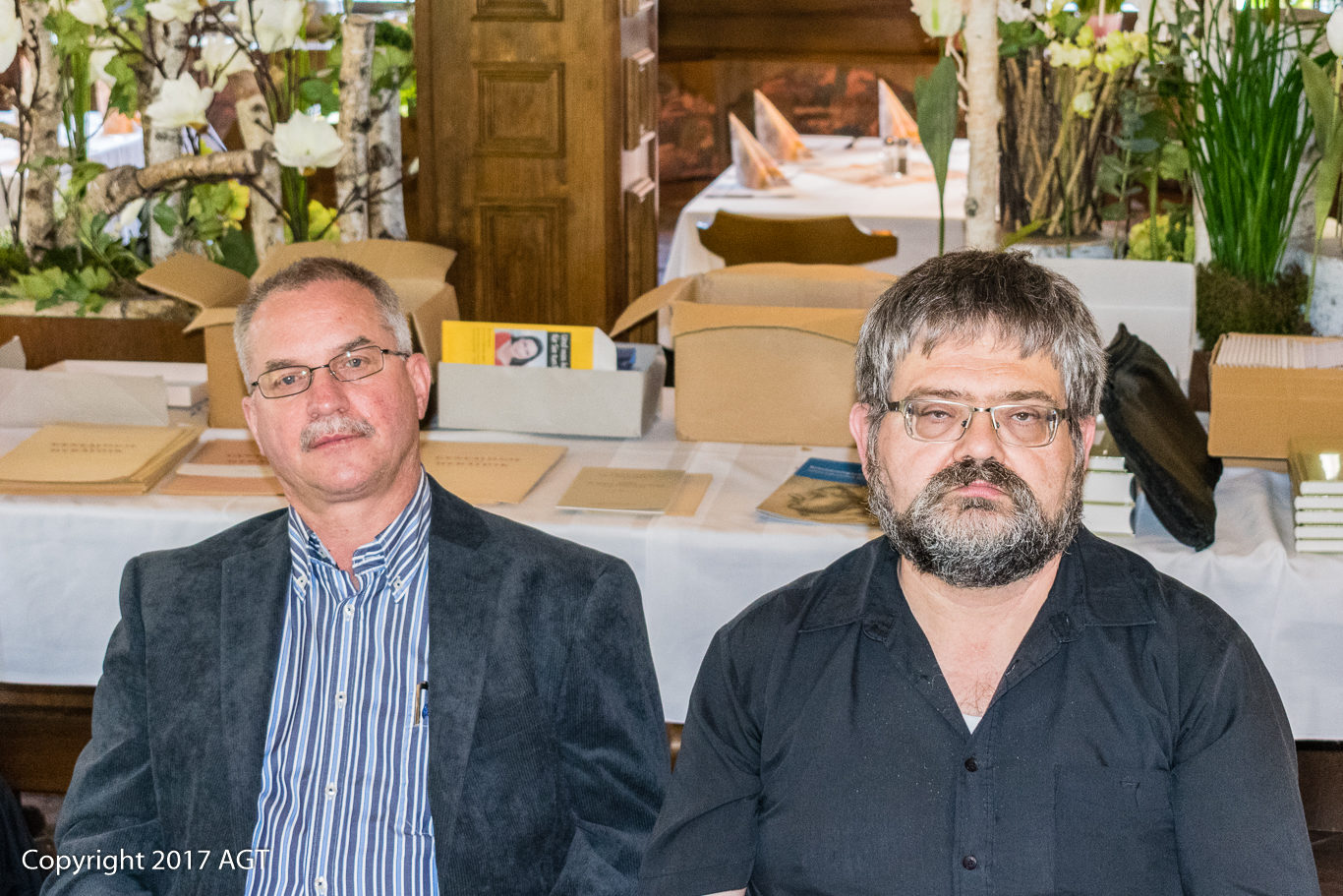 AGT, JHV, Schmalkalden, Thomas Engelhardt, Udo Hagner