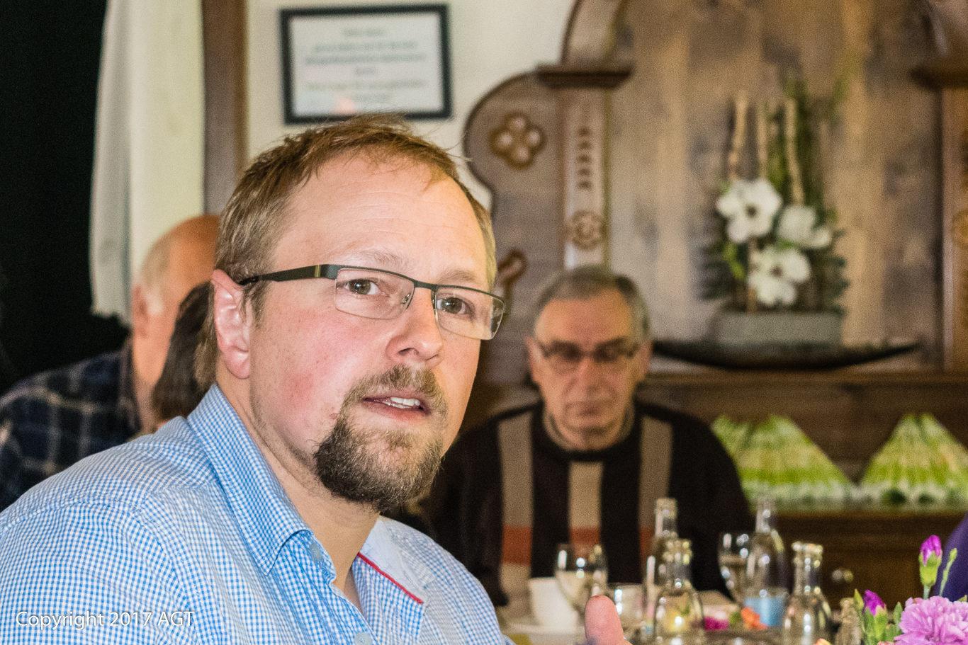 AGT, Christian Kirchner, JHV, Schmalkalden