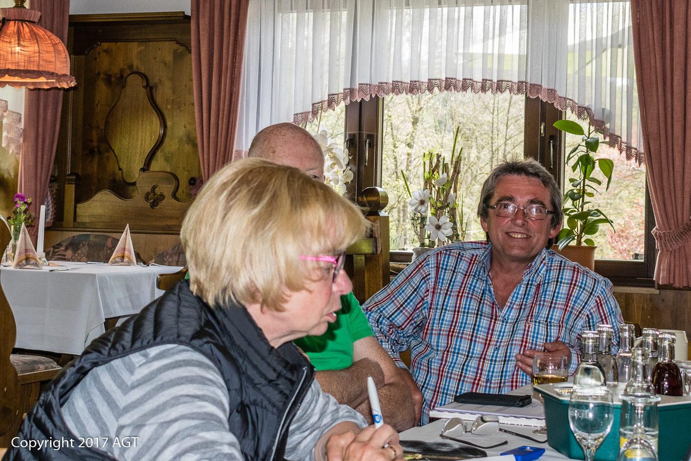 AGT, Andre Greßler, JHV, Schmalkalden