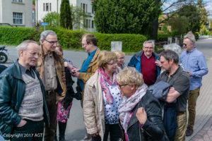 AGT, Christian Kirchner, JHV, Rainer Mangner, Schmalkalden