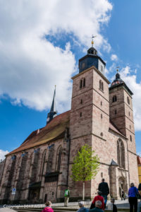 AGT, Architektur, JHV, Kirche, Schmalkalden, architecture, building, church