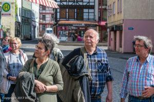 AGT, Barbara Hoffmann, JHV, Schmalkalden