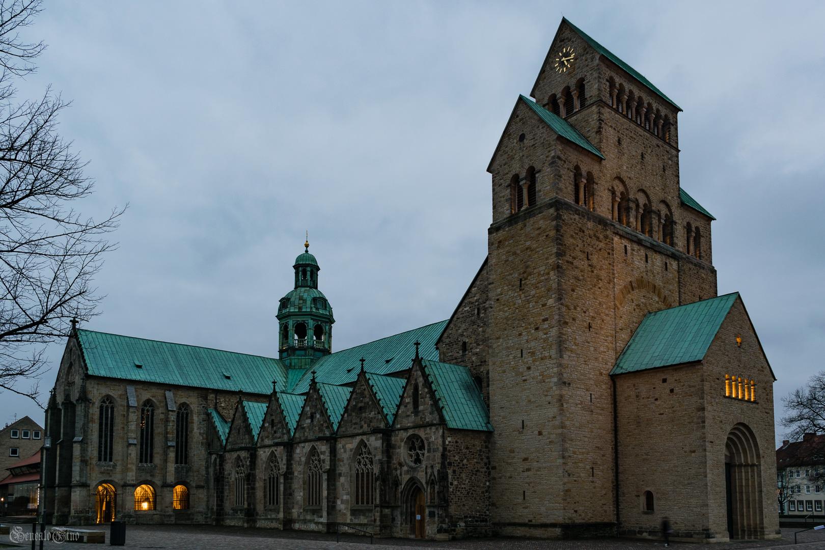 Dom Mariae Himmelfahrt zu Hildesheim