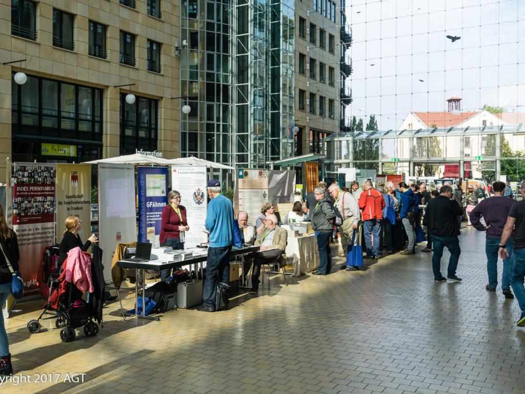 AGT, Dresden, Genealogentag