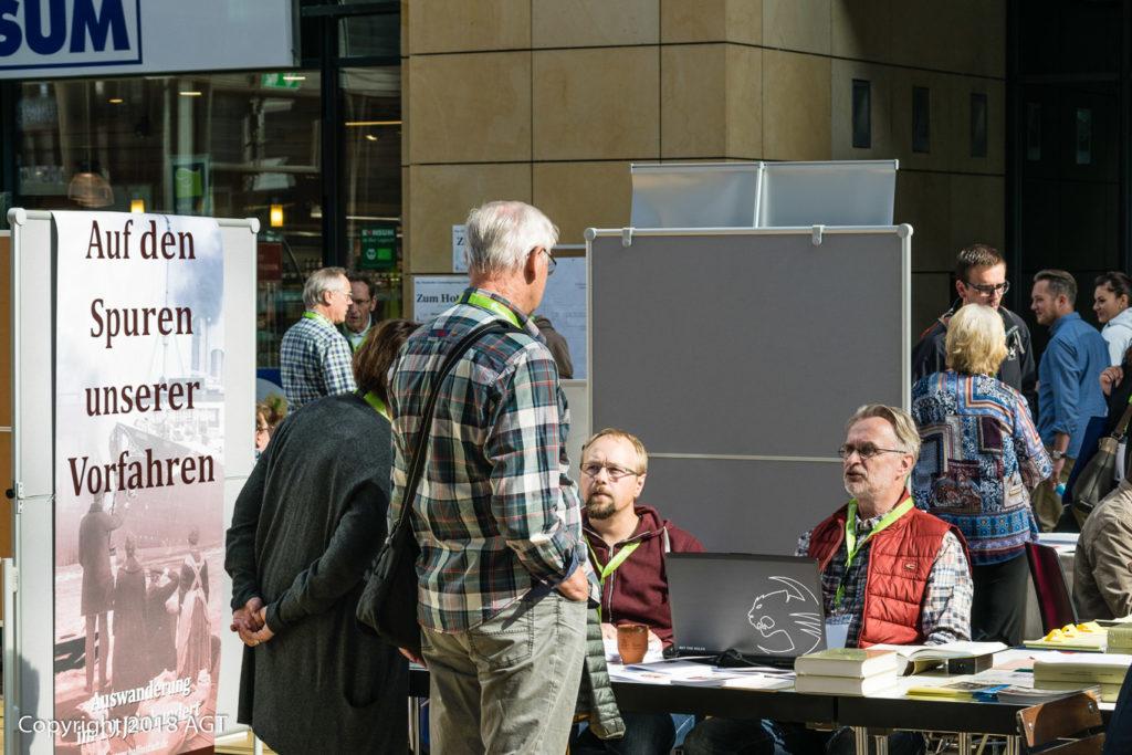 AGT, Christian Kirchner, Deutschland, Dresden, Genealogentag, Jörg_Keyßner, Sachsen, Wetter, germany, saxony