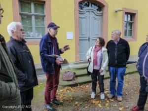 AGT, Günter Kriependorf, Johannes Cämmerer, Oßmannstedt