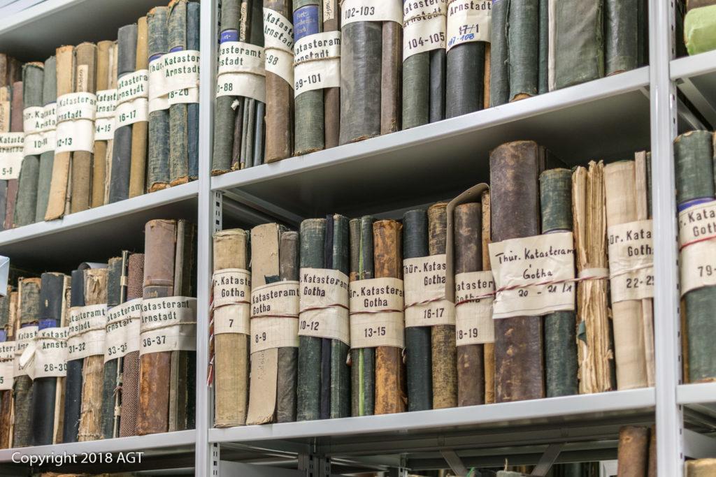AGT, Bücher, Deutschland, Gotha, Landkreis Gotha, Staatsarchiv, Thüringen, germany, thuringia